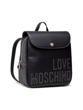 LOVE MOSCHINO LOVE MOSCHINO Rucksack JC4178PP1DLH0000 Schwarz