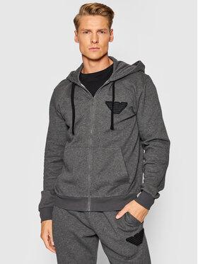 Emporio Armani Underwear Emporio Armani Underwear Sweatshirt 111784 1A571 57720 Grau Regular Fit