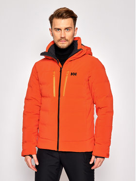 Helly Hansen Helly Hansen Geacă de schi Rivaridge Puffy 65689 Portocaliu Relaxed Fit