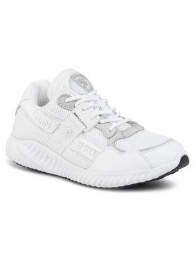 Plein Sport Plein Sport Sneakersy Runner Tiger A19S USC0015 SXV003N Bílá