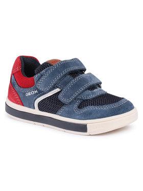 Geox Geox Sneakers B Trottola B. A B0243A 02214 C4276 S Dunkelblau