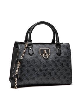 Guess Guess Дамска чанта Alisa HWSG81 23060 Черен