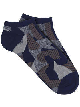 Vistula Vistula Pánské nízké ponožky Cherito XZ1122 Tmavomodrá