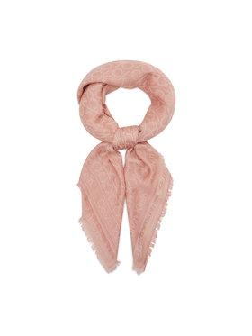 Calvin Klein Calvin Klein Chusta Mono Jq Scarf K60K606843 Różowy