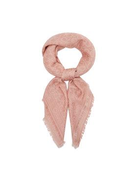 Calvin Klein Calvin Klein Шаль Mono Jq Scarf K60K606843 Рожевий