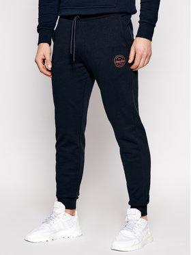 Jack&Jones Jack&Jones Teplákové kalhoty Gordon 12165322 Tmavomodrá Regular Fit