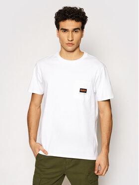 Guess Guess T-shirt M1YI80 K8FQ1 Bijela Regular Fit