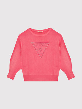 Guess Guess Maglione J1YR00 Z26I0 Rosa Regular Fit