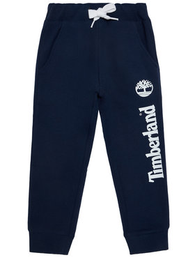 Timberland Timberland Pantaloni da tuta T24B05 M Blu scuro Regular Fit