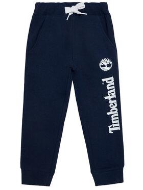 Timberland Timberland Teplákové kalhoty T24B05 M Tmavomodrá Regular Fit