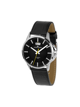 Jacques Lemans Jacques Lemans Часовник Sydney 1-1540A Черен