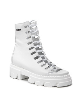 Carinii Carinii Členková obuv B7237 Biela