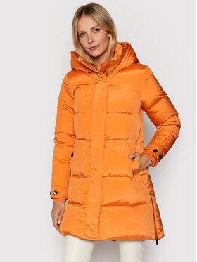 Woolrich Woolrich Kurtka zimowa Alsea CFWWOU0514FRUT1148 Pomarańczowy Comfort Fit