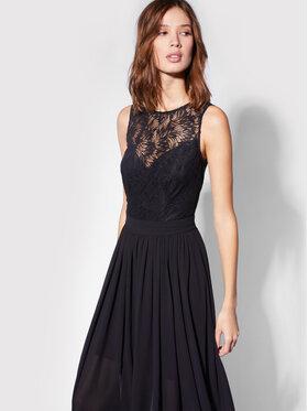Morgan Morgan Večerní šaty 211-REMARIE Černá Regular Fit