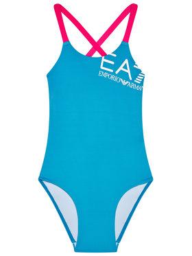 EA7 Emporio Armani EA7 Emporio Armani Maudymosi kostiumėlis 913005 1P453 19832 Mėlyna