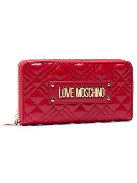LOVE MOSCHINO LOVE MOSCHINO Veľká dámska peňaženka JC5600PP1BLA0500 Červená