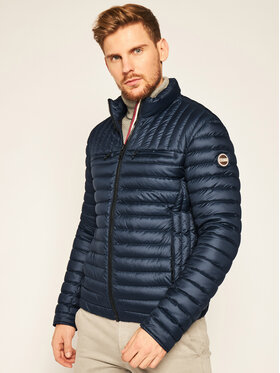 Colmar Colmar Giubbotto piumino Quilted 1299 8RQ Blu scuro Regular Fit