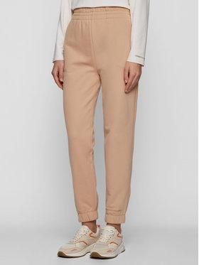 Boss Boss Pantaloni da tuta C_Ejoy_Active 50457387 Beige Regular Fit
