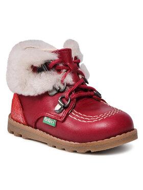 Kickers Kickers Kotníková obuv Nonosweet KI-878702-10-132 M Růžová