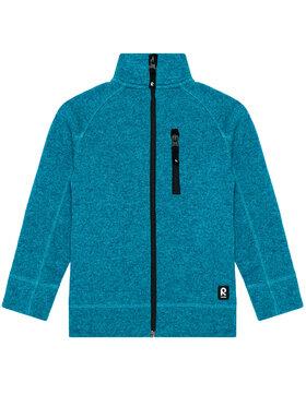 Reima Reima Polár kabát Micoua 536467 Kék Regular Fit