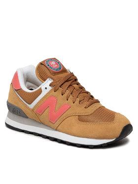 New Balance New Balance Sneakers WL574HA2 Marrone