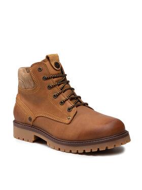 Wrangler Wrangler Outdoorová obuv Yuma WM12000A Hnedá