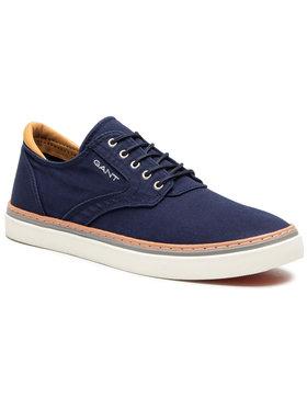 Gant Gant Πάνινα παπούτσια Prepville 22638668 Σκούρο μπλε