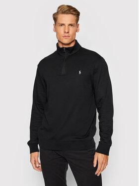 Polo Ralph Lauren Polo Ralph Lauren Pulóver Lsl 710812963001 Fekete Regular Fit