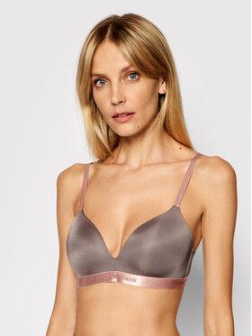 Emporio Armani Underwear Emporio Armani Underwear Podprsenka bez kostíc 164410 1P235 00951 Sivá