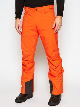 Helly Hansen Helly Hansen Lyžiarske nohavice Legendary Insulated 65704 Oranžová Regular Fit