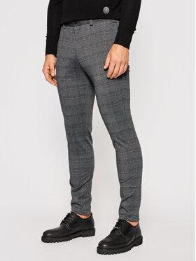 Jack&Jones Jack&Jones Чино панталони Marco 12174986 Сив Slim Fit