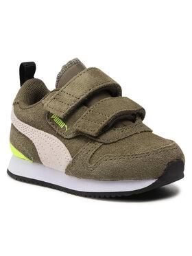 Puma Puma Sneakersy R78 Sd V Inf 368591 01 Zielony