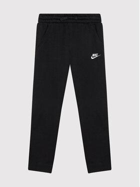 Nike Nike Teplákové kalhoty DA0864 Černá Standard Fit