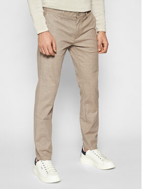 Only & Sons Only & Sons Medžiaginės kelnės Mark 22019638 Pilka Tapered Fit