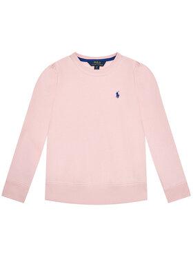 Polo Ralph Lauren Polo Ralph Lauren Bluza Ls Cn Fleece 313837765007 Różowy Regular Fit