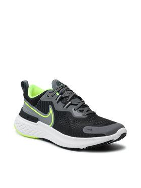 Nike Nike Boty React Miler 2 CW7121 Černá