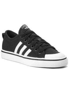 adidas adidas Topánky Nizza CQ2332 Čierna