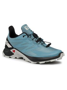 Salomon Salomon Chaussures Supercross Blast 410238 28 V0 Bleu