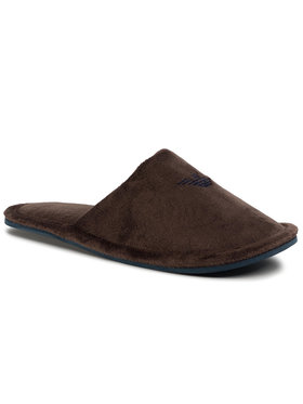 Emporio Armani Emporio Armani Pantofole XJPM01 XM092 00897 Marrone