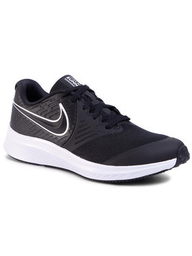 Nike Nike Παπούτσια Star Runner 2 (Gs) AQ3542 001 Μαύρο