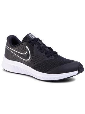 Nike Nike Scarpe Star Runner 2 (Gs) AQ3542 001 Nero