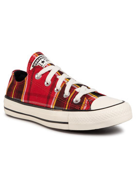 Converse Converse Sneakers aus Stoff Ctas Ox 568926C Rot
