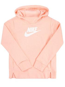 NIKE NIKE Bluza Sportswear BV2717 Różowy Standard Fit