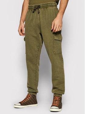 Guess Guess Pantaloni da tuta M1YB53 K9W01 Verde Slim Fit