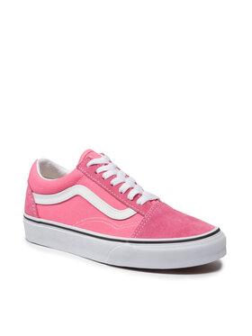 Vans Vans Sneakers aus Stoff Old Skool VN0A3WKTUR11 Rosa