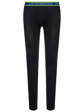 Emporio Armani Underwear Emporio Armani Underwear Dlhé spodky 111781 9A525 00020 Čierna Slim Fit