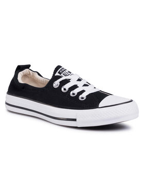 Converse Converse Sneakers aus Stoff C537081 Schwarz