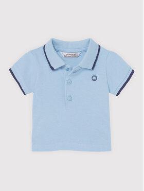 Mayoral Mayoral Polo marškinėliai 190 Mėlyna Regular Fit