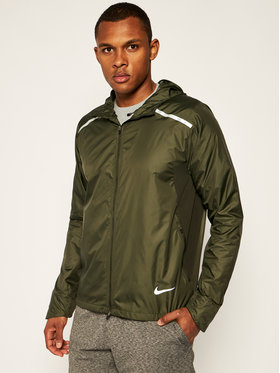 NIKE NIKE Windjacke Repel BV4866 Grün Standard Fit