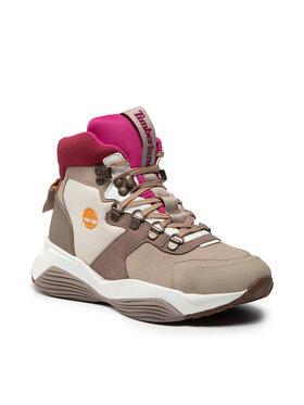 Timberland Timberland Sneakers Emerald Bay Sneaker Hiker TB0A1YCPL47 Braun